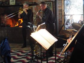 Jazz 4 times a Year at Heritage Estate Wines