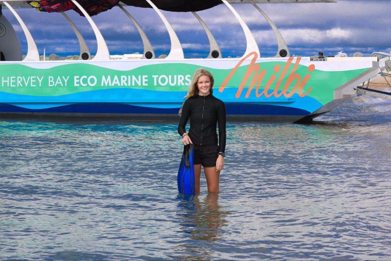 Hervey Bay Eco Marine Tours