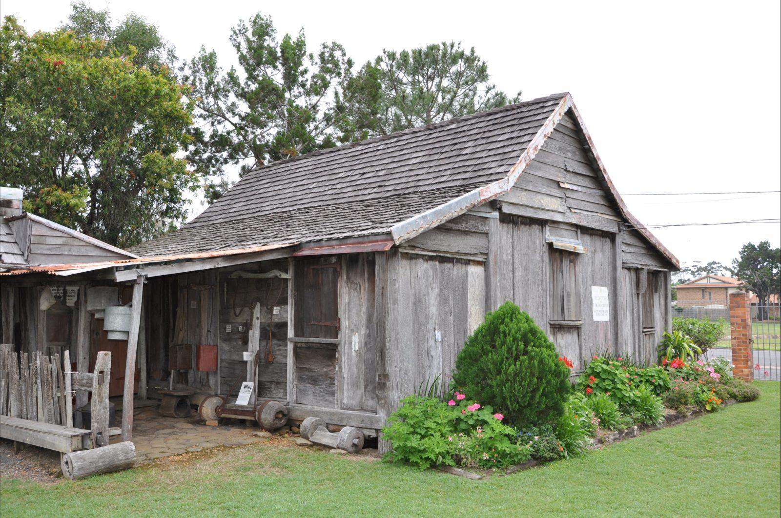1890's Slab Cottage