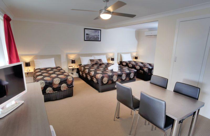 Family room - High Street Motor Inn Stanthorpe