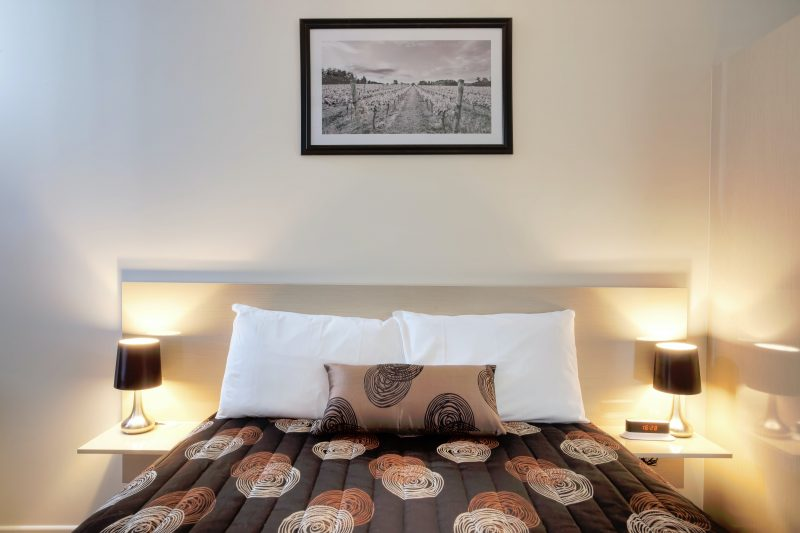Queen Room - High Street Motor Inn Stanthorpe