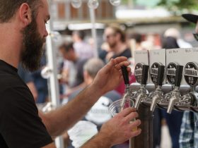 Brouhaha Brewery beers - available at the Hinterland Craft Beer Festival in Eumundi on Sat 29 June