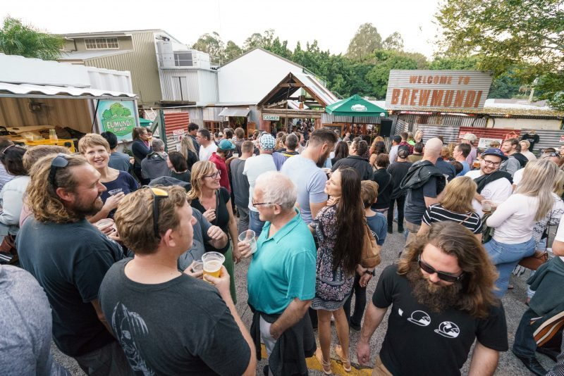 Hinterland Craft Beer Festival - taking place in Eumundi on Saturday 29 June