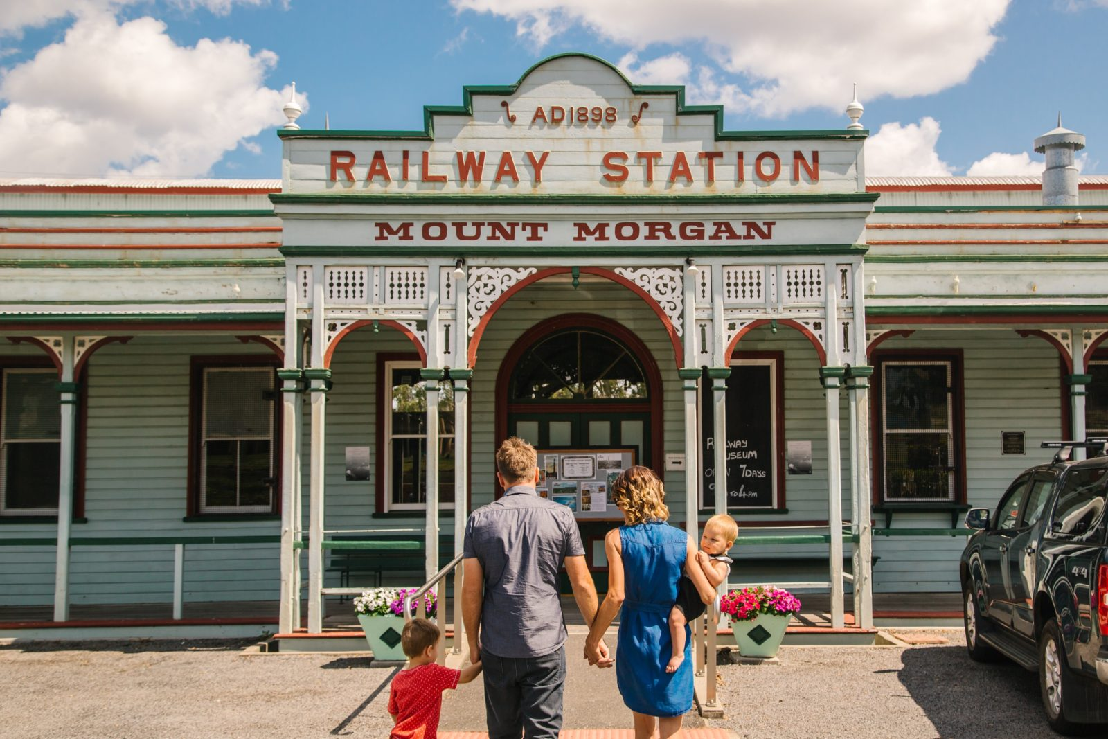 Mount Morgan Railway Museaum