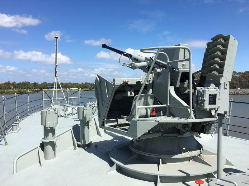 HMAS Gladstone