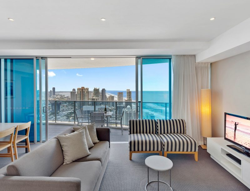 Modern and Executive apartment with Ocean and Coast line views