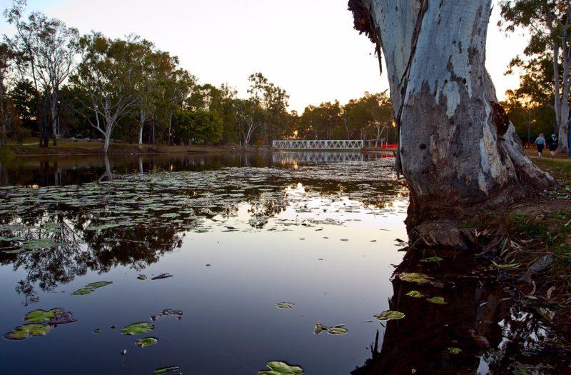 Clermont Lagoons
