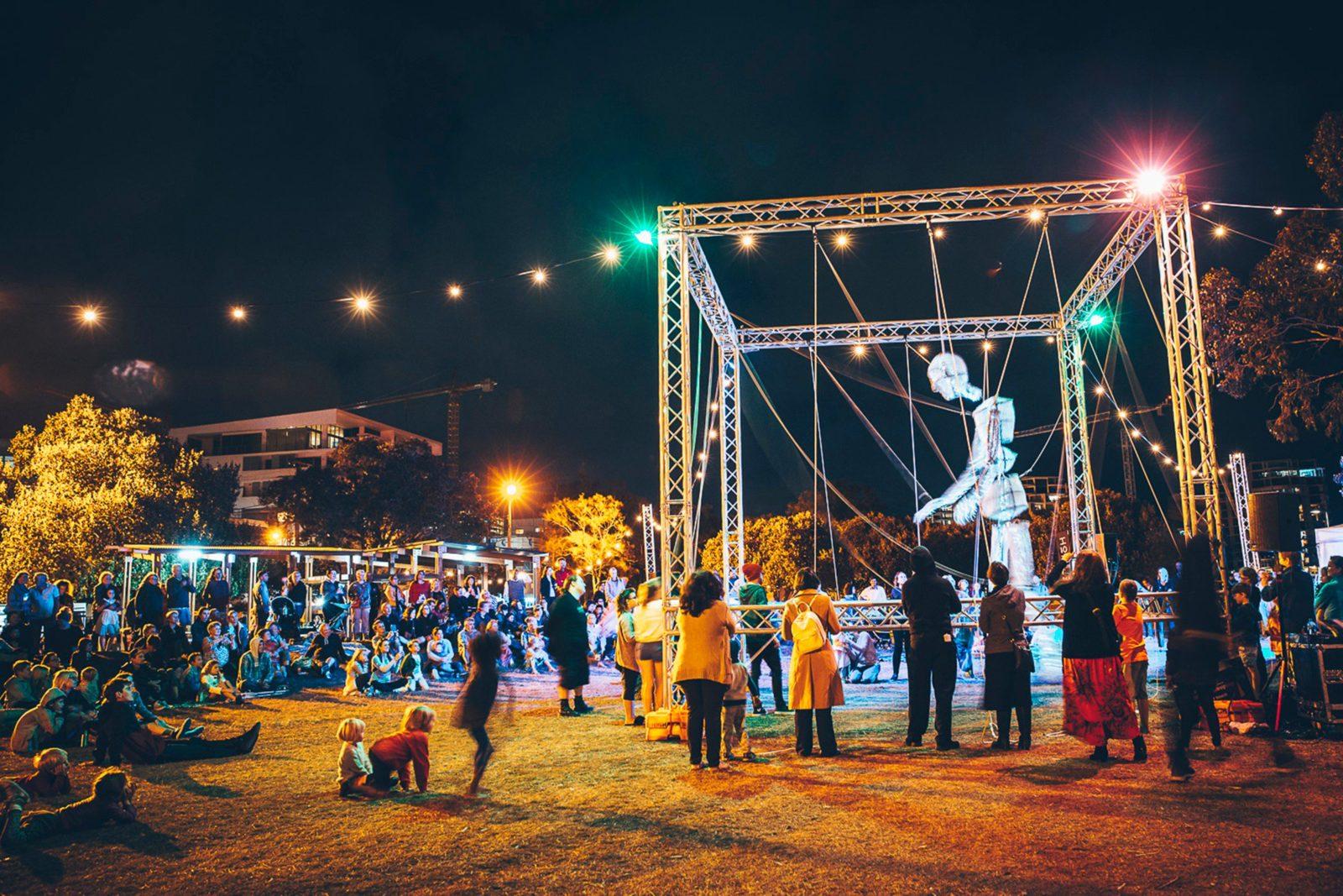 Horizon Festival 2018 Opening Ceremony