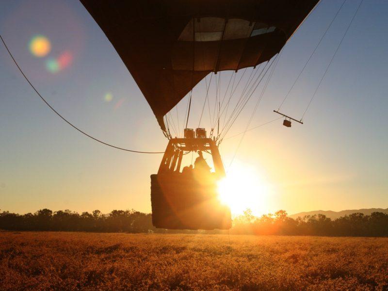 Port Douglas Ballooning