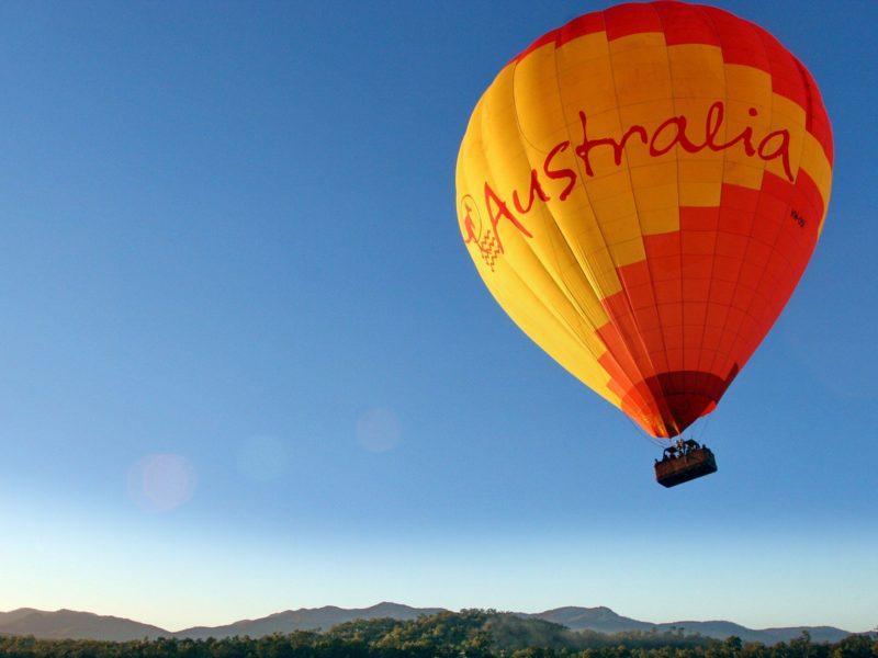 Port Douglas Balloon Ride