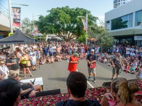 IGNITE Chilli eating competition Caloundra