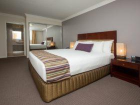 1 Bedroom Unit - Bedroom