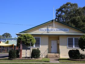 Memorial Hall, Howard, Fraser Coast.