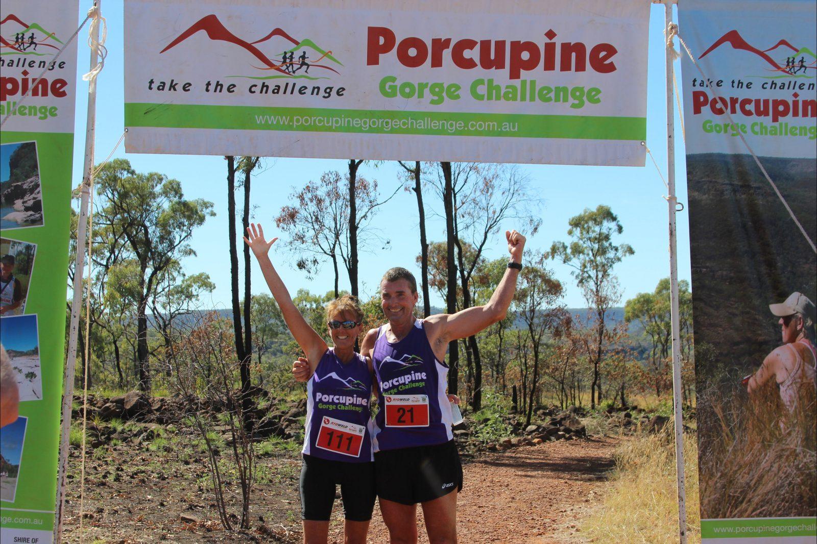 Hughenden Porcupine Gorge Challenge