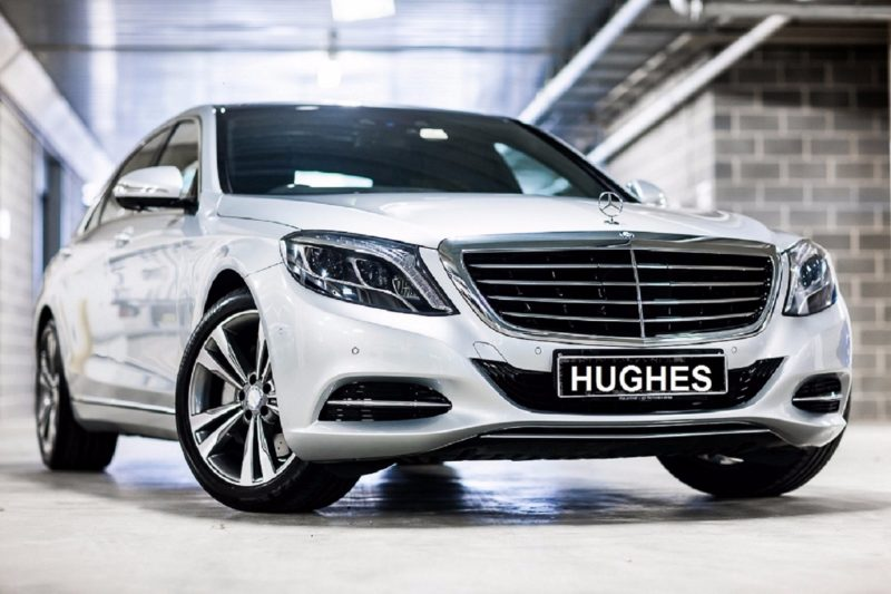 LUXURY SEDAN - MERCEDES S CLASS