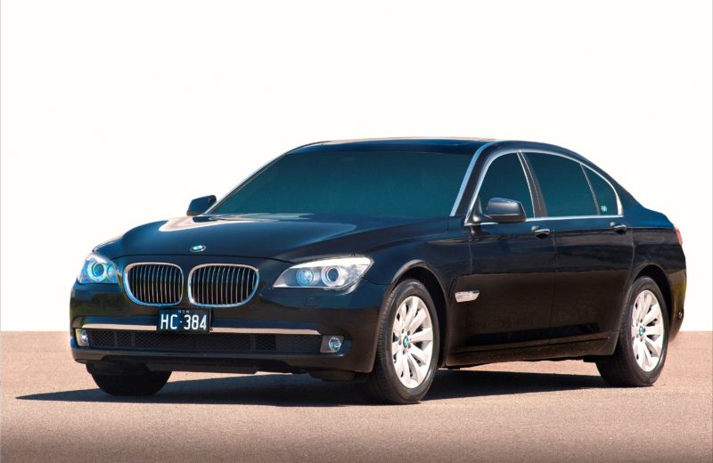 LUXURY BMW 7 SERIES