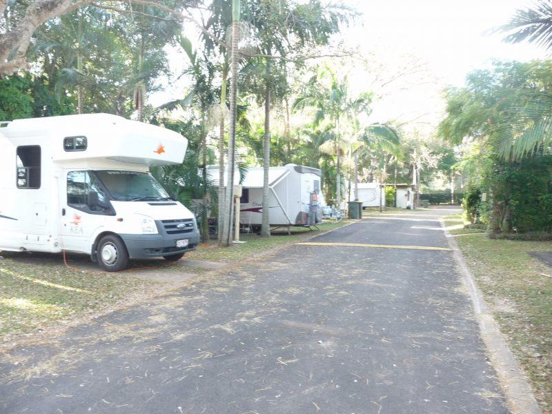 Powered Caravan and RV Sites
