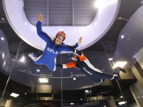 Indoor Skydiving Gold Coast