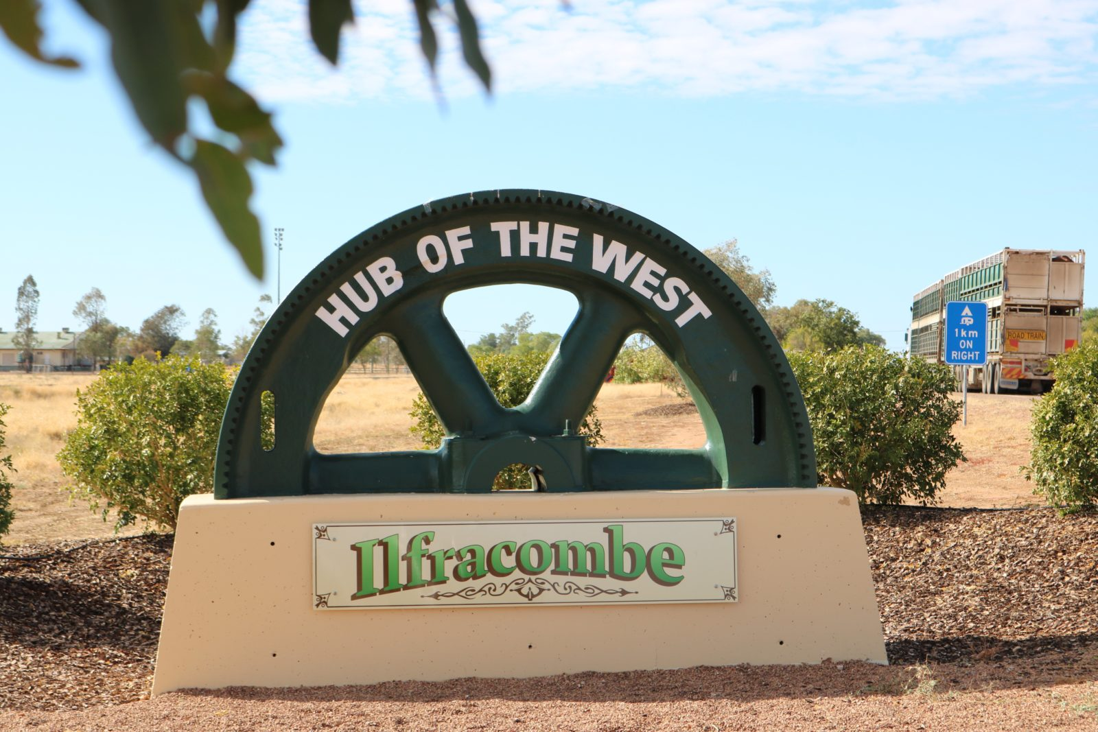 Hub of the West