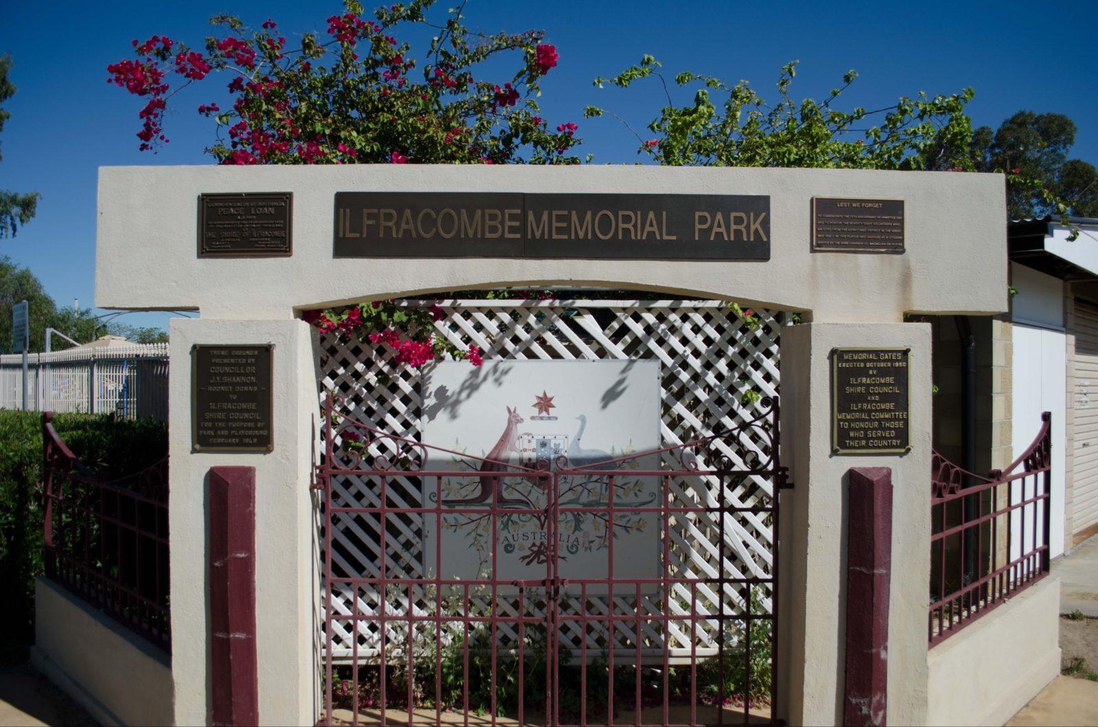Ilfracombe Memorial Park