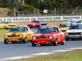 Ipswich Classic at Queensland Raceway