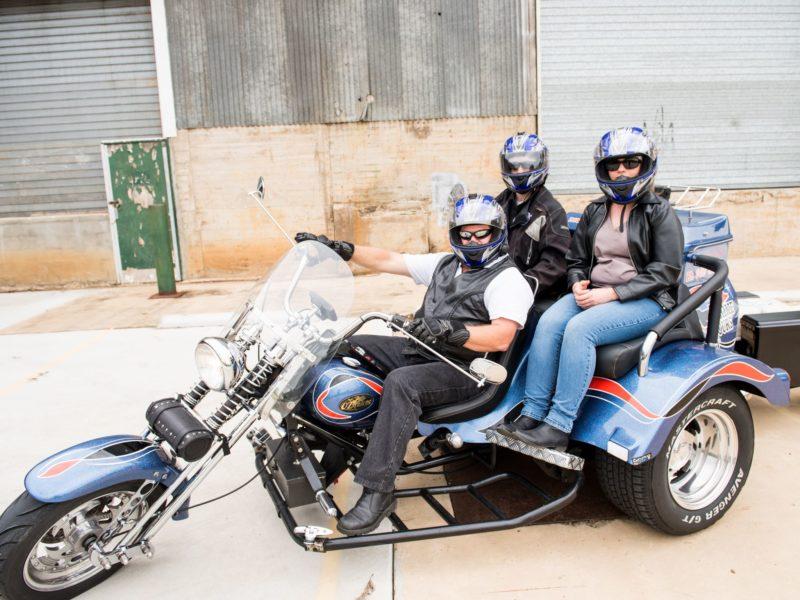Ipswich Trike Tours, Ipswich