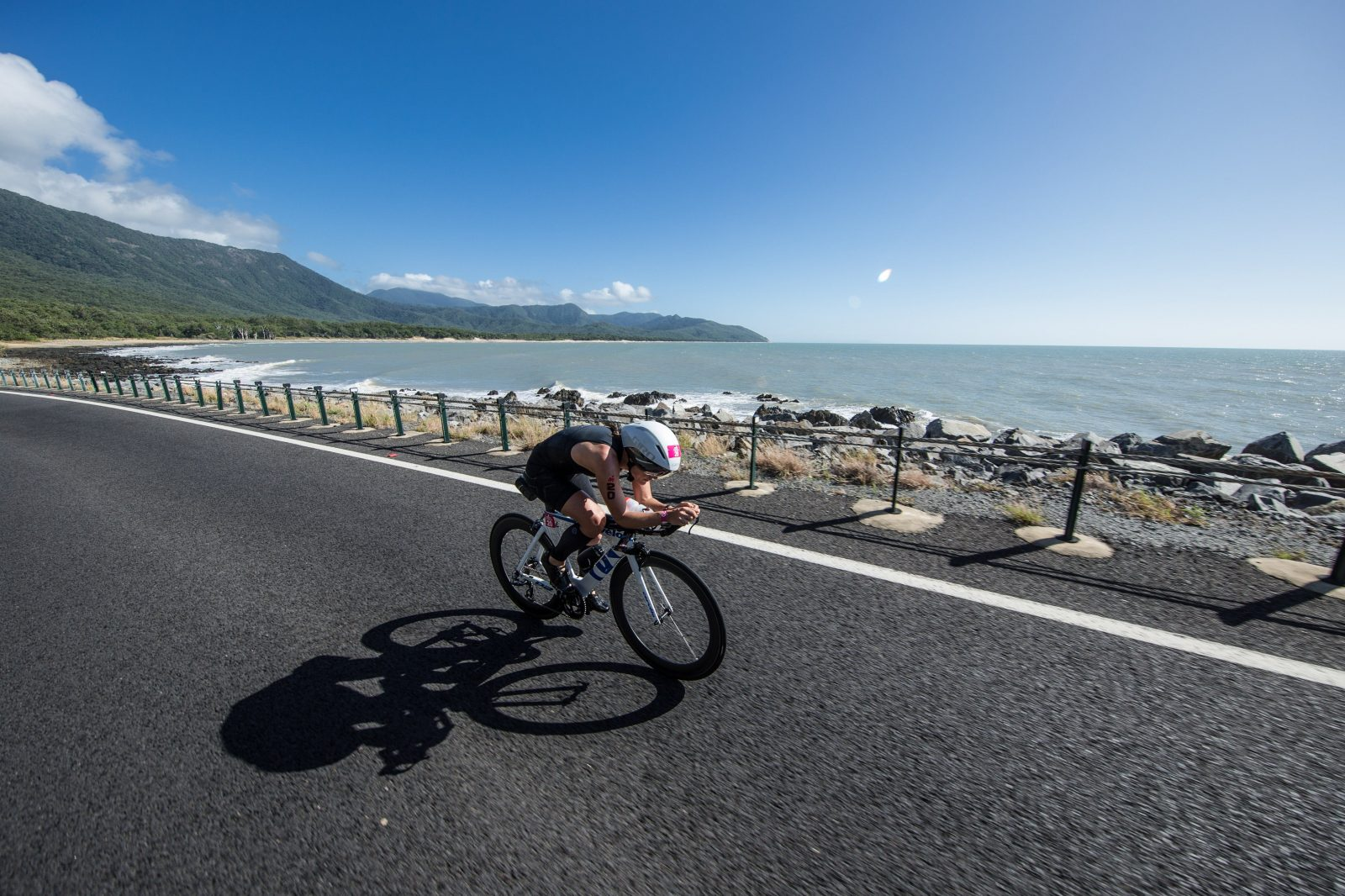 Bike course in Cairns