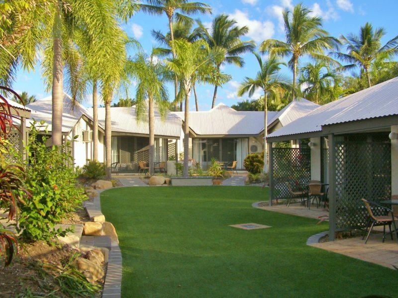 Island Leisure Resort Exterior