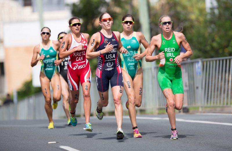 ITU runners