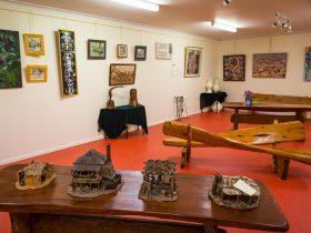 Jane Neville Rolfe Art Gallery