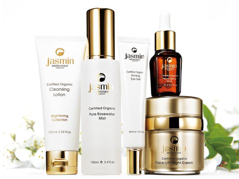 Jasmin Organics Australian Made Organic Skincare