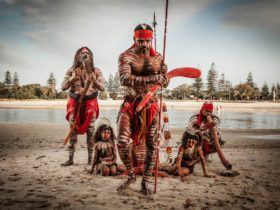 Jellurgal Corroboree Gold Coast