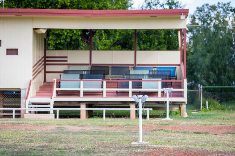 Jericho Drive Inn Pavilion