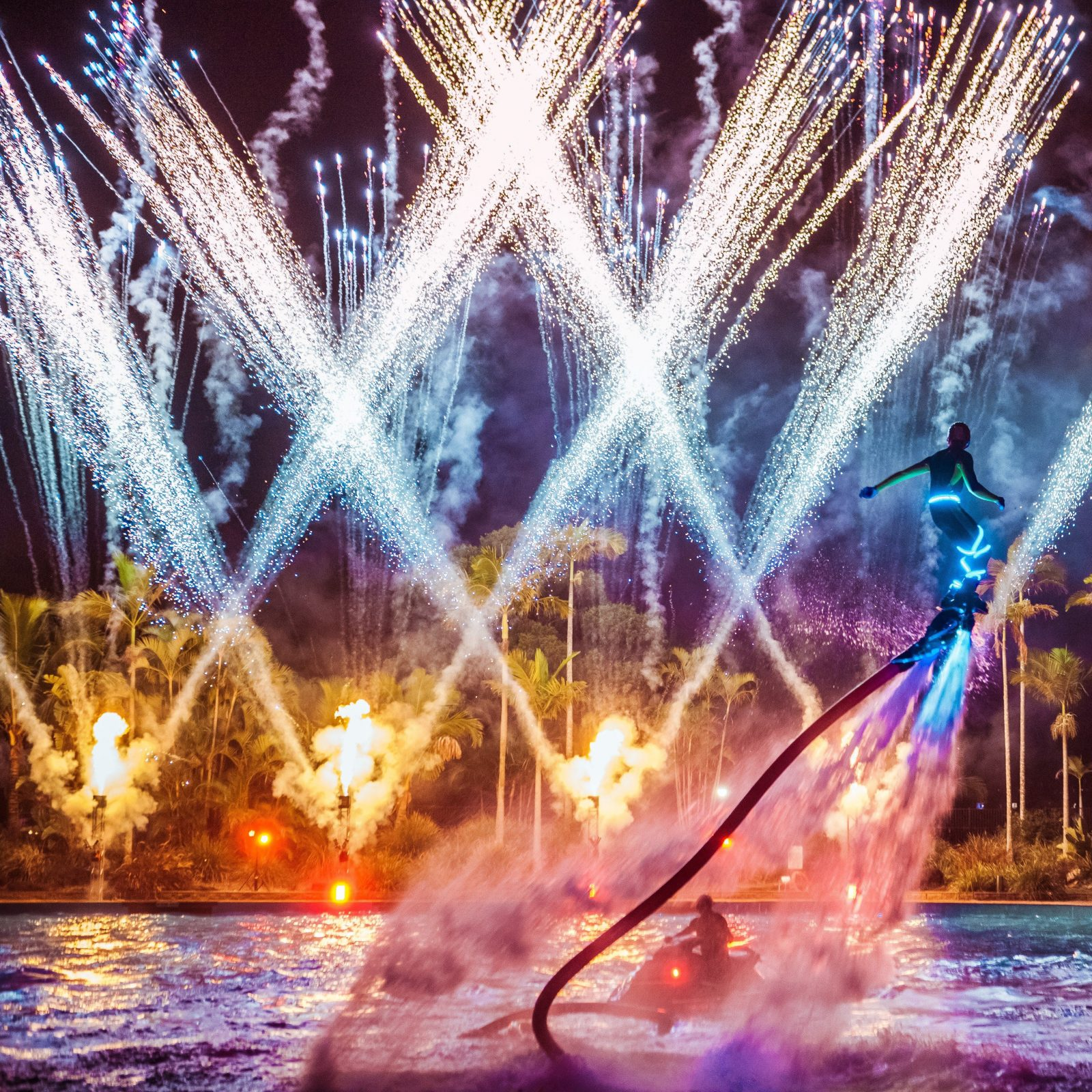 jetpack entertainment & events