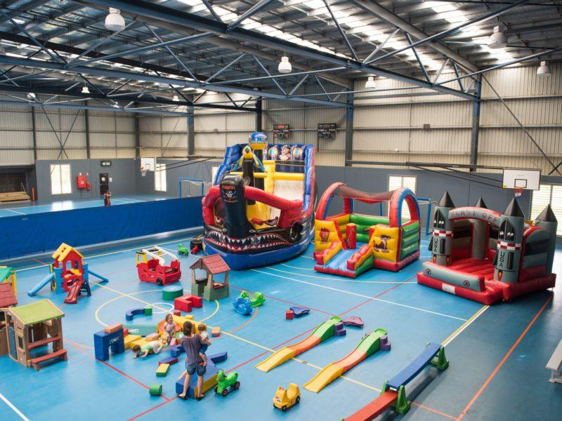 Just Jump, Just Sport n Fitness, Ipswich