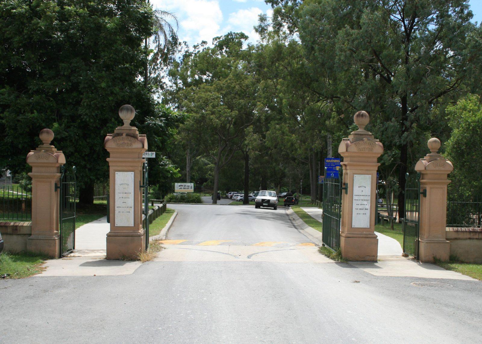 Kalinga Park Memorial