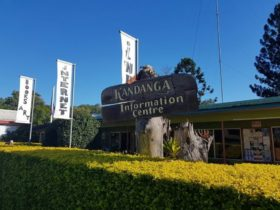 Kandanga Visitor Information Centre