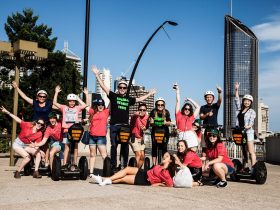 Scenic Brisbane Segway Tour