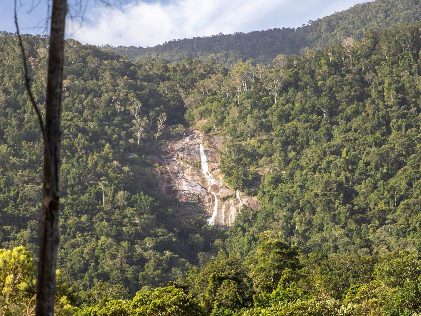Kearneys Falls from Goldfield trail