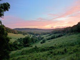 Kenilworth sunset
