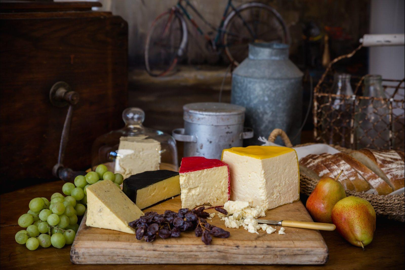 Kenilworth Dairies cheese varieties