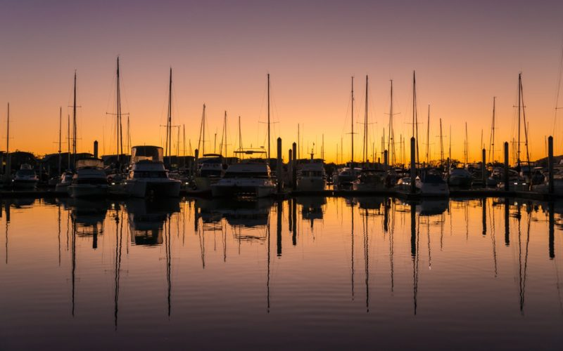 Capricorn sunsets are beyond stunning, Keppel Bay Marina sunsets, are breathtaking!