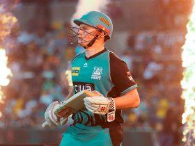 Max Bryant - Opening Batsmen running out to bat