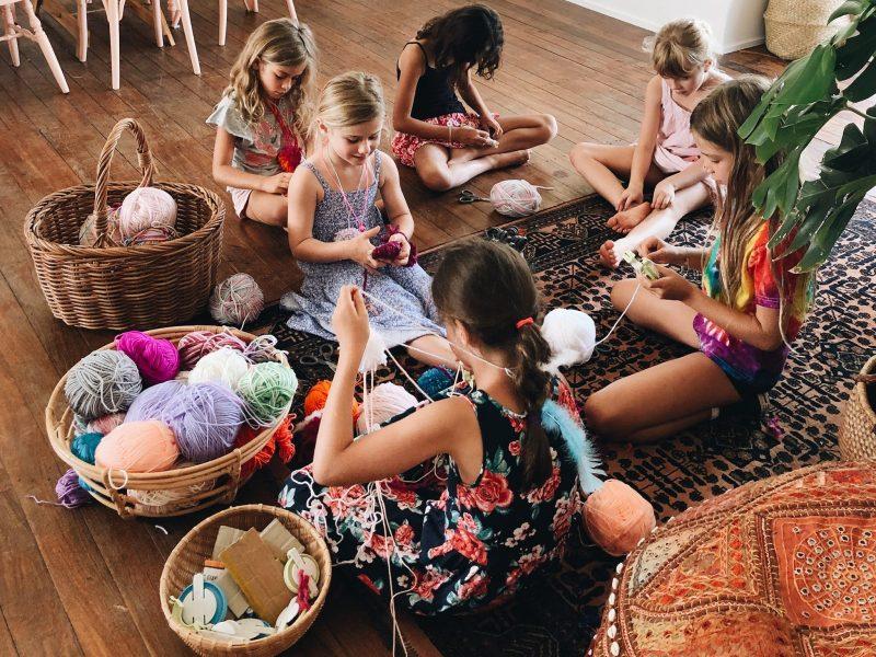 Kids Craft Day School Holiday Workshops