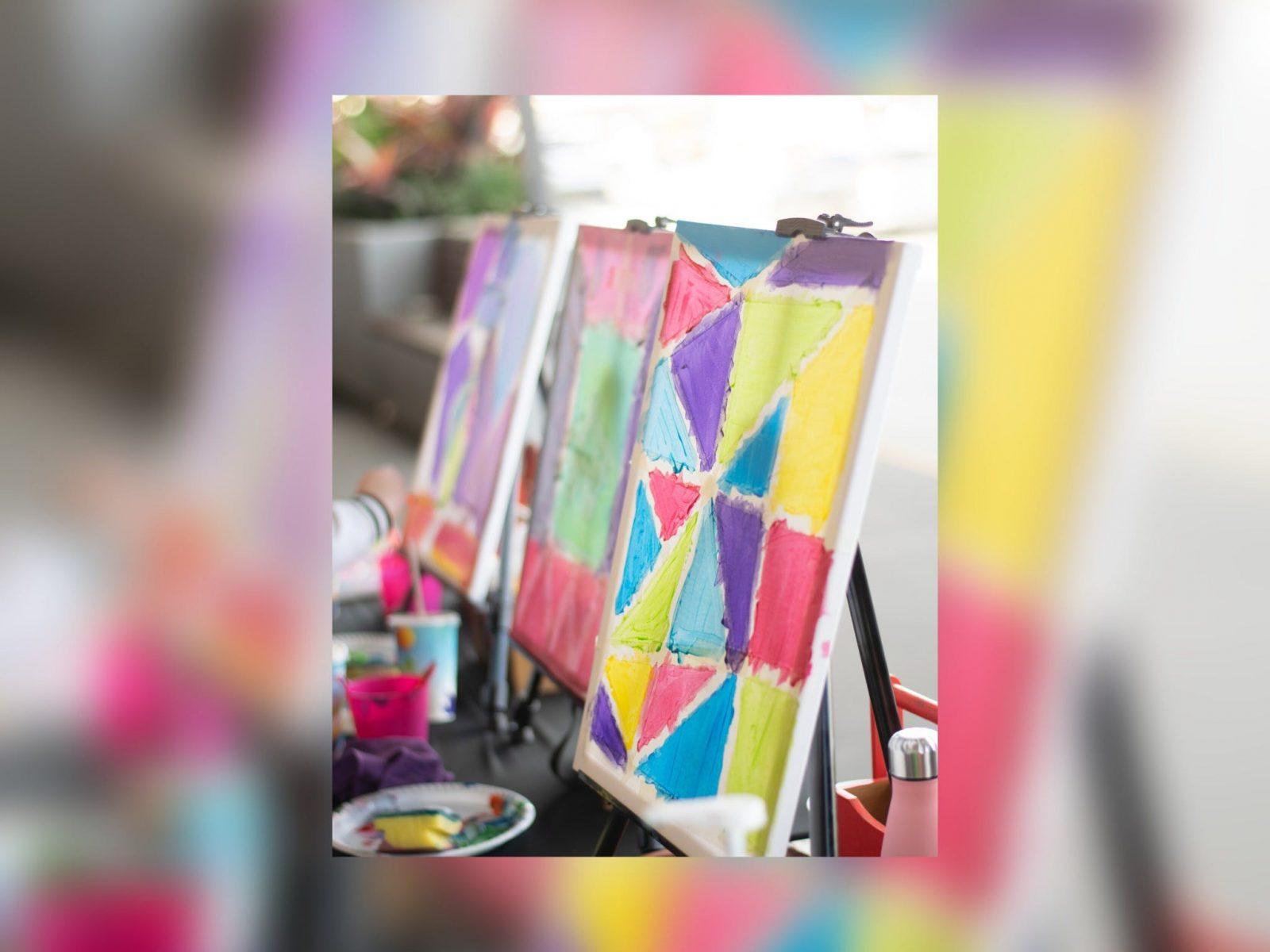 Sip n Paint Class