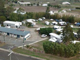 Killarney Sundown Caravan Park & Motel