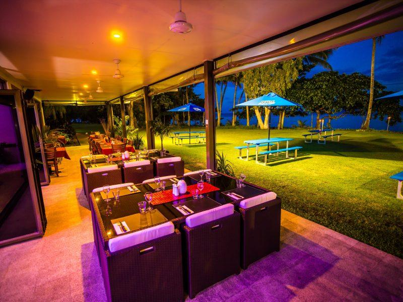 King Reef Resort Restaurant