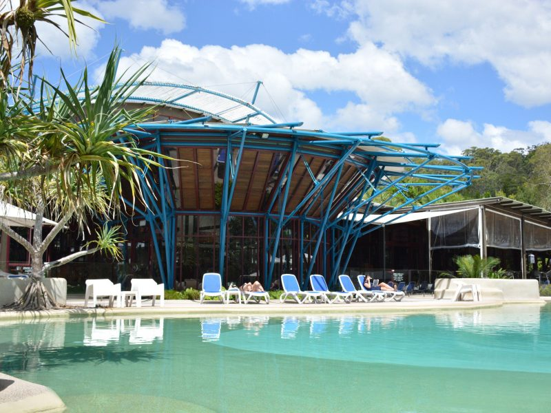 Kingfisher Bay Resort - Main Pool