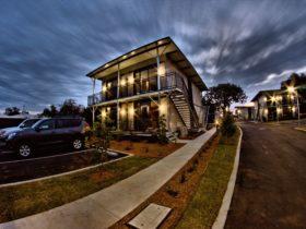 Kings Park Accommodation, Chinchilla