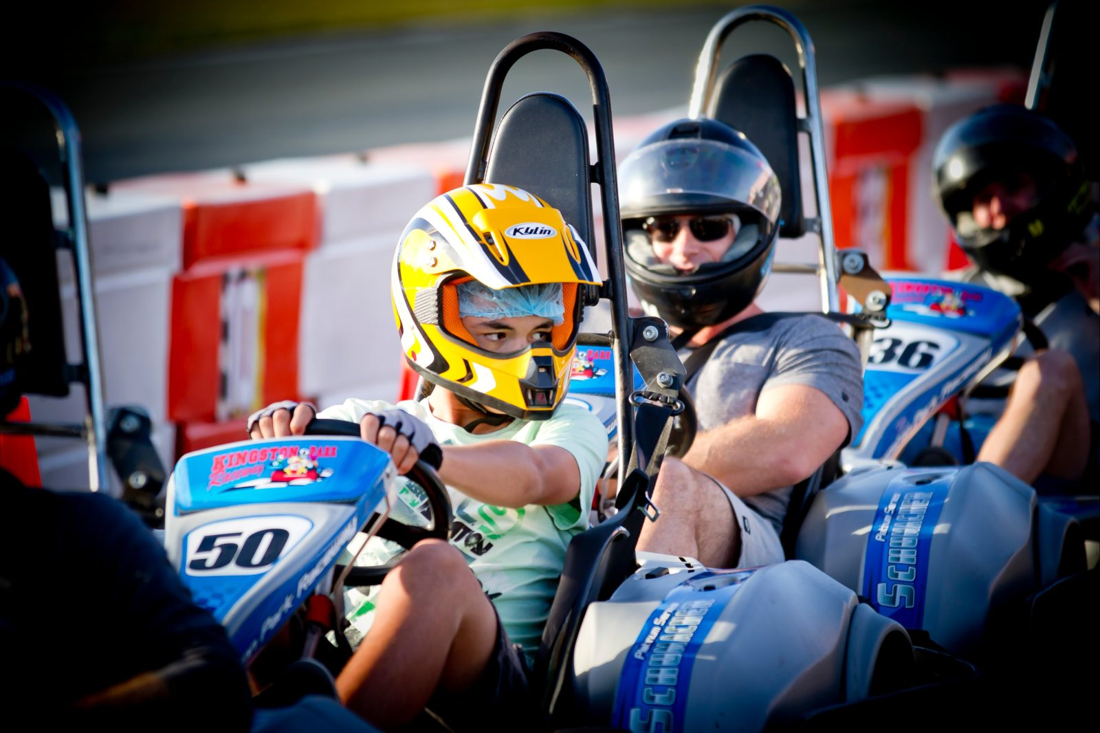 Go Karting, Brisbane, Logan